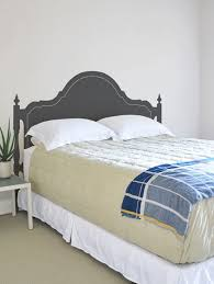 painted headboard alternative headboards painted backdrops wall decals