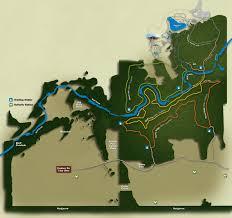 Bear Creek Trail Map Hiking Trails And Prairie U2013 City Of Overland Park Kansas