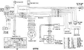 1970 honda trail 70 wiring diagram 1970 free wiring diagrams