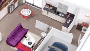 plan de maison avec cuisine ouverte ordinary cuisine ouverte petit espace 15 plan maison en l