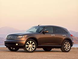 infiniti fx generations technical specifications and fuel economy