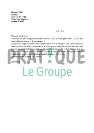 lettre de fã licitation mariage modèle de lettre de remerciement de voeux covering letter exle