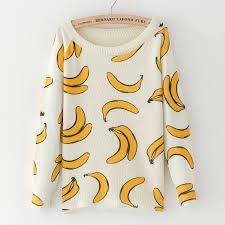 banana sweater banana sweater