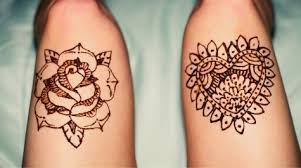 henna tattoo designs fans share