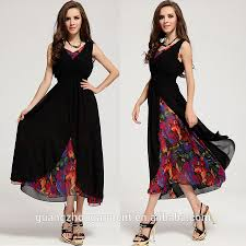 womens boho ball gown long maxi dress vintage cocktail party