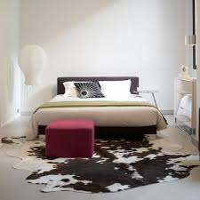 Schlafzimmer Teppich Set Kuhfell Teppich Harzite Com
