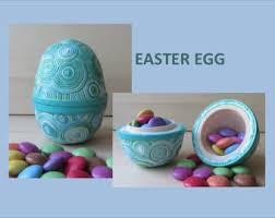 fillable easter eggs hollow wooden egg etsy