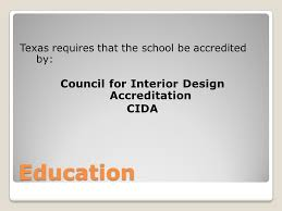 Requirements For Interior Designing Interior Design License Requirements Ppt Download