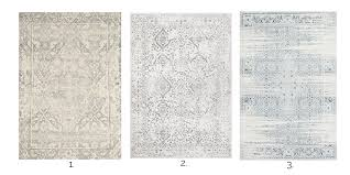 Neutral Area Rugs Neutral Vintage Area Rugs A Burst Of Beautiful