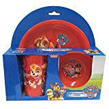 amazon uk paw patrol children u0027s sets dinnerware sets