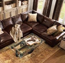 Living Room Brown Leather Sofa Best 25 Leather Sofas Ideas On Pinterest Brown Leather Sofa