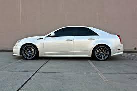 white cadillac cts black rims cadillac ctsv velgen wheels vmb5 matte gunmetal 20x9