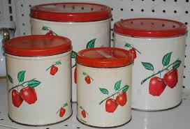 apple canisters for the kitchen the kitchen canisters
