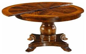 round dining room tables with self storing leaves dining table with self storing leaves contactmpow