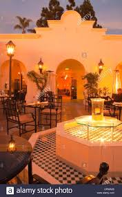 outdoor patio petros greek restaurant santa barbara california