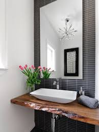 Contemporary Bathroom Photos by Creating A Natural Feel With Wood In Contemporary Bathrooms