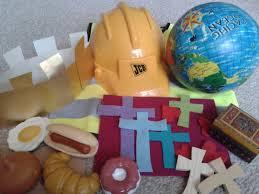 flame creative children u0027s ministry lord u0027s prayer bag for 3 5s