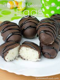 coconut eggs easter coconut eggs recipe from yummiest food cookbook