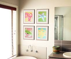 wall art for kids bathroom shenra com