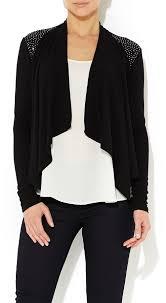 black shrug sweater wallis black embellished shrug where to buy how to wear