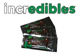 incredibles edibles incredibles colorado black cherry bar edible review medible