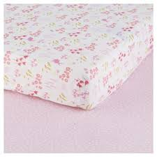 Tesco Nursery Bedding Sets Buy Tesco Bunny 2pk Cot Bed Sheets From Our Nursery Fitted Sheets