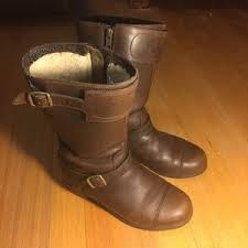 ugg s gershwin boots black 62 ugg shoes authentic uggs gershwin waterproof leather