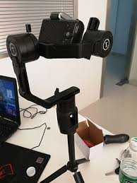 ti 3 axis gimbal handheld stabilizer for small dslr camera http
