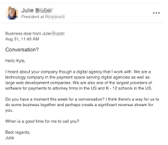 the best cold email i ever received and how to steal his approach