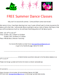 Barn Dance Names Free Dance Classes Offered By Scout Sparta Nj News Tapinto