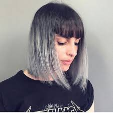 blunt fringe hairstyles 50 bob haircuts and hairstyles with bangs