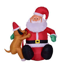 high quality inflatable outdoor christmas decorations buy cheap