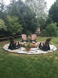 Small Firepit Pit Yard Pit Easy Backyard Designs More Outdoor Kits