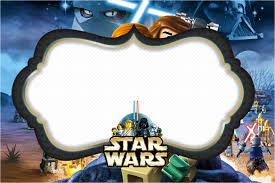 lego star wars birthday invitations template u2013 bagvania free