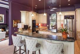 kitchen paint color ideas with white cabinets gorgeous popular wall paint color for open kitchen design ideas