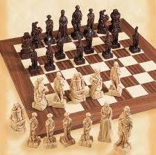 Buy Chess Set by The American Revolutionary War Chess Set Board U0026 Box Combination