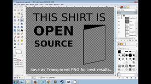 t shirt design erstellen t shirt design erstellen in gimp