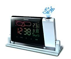 light projection alarm clock wall projection alarm clock alarm clock projects time on wall alarm