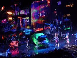 stage backdrop split google search dea stage design