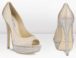 jimmy choo shoes wedding the wedding design wedding shoes a touch of couture for