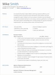business analyst resume exles business analyst resume exles lovely business analyst cv