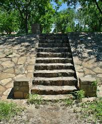 Wpa Rock Garden by Cahoon Park Roswell Nm Living New Deal