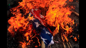 Flag Burning Supreme Court President Donald Trump Flag Burning Should Have Consequences