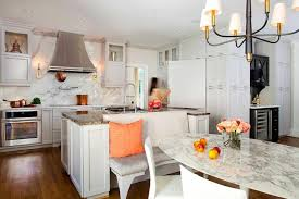 kitchen freestanding island space savers built in island banquette the room