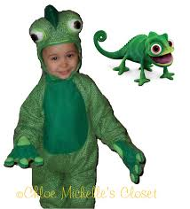 Tangled Halloween Costume Adults Listing Semi Homemade Pascal Costume Inspired