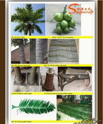 palm trees canada is popular around the world artificial plastic