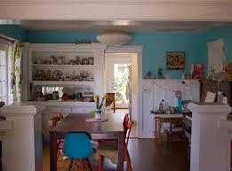 chalkboard paint colors look los angeles craftsman dining room