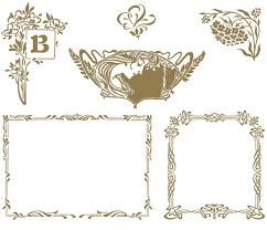 nouveau 1890 1910 vintage style guide learn how to select