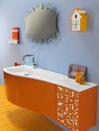 orange bathroom ideas fresh and cheerful orange bathroom ideas