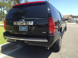 cadillac escalade tail lights limousine for sale 2007 cadillac escalade in los angeles ca